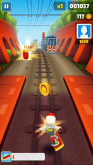 Subway Surf Pic 2