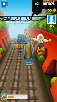 subway surfers jump shoes