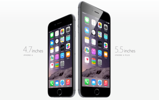 iPhone 6 together