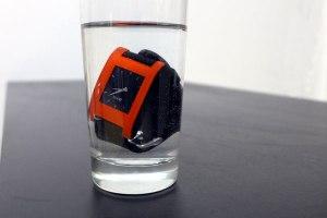 waterproof pebble