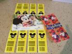 Disney - luggage tags