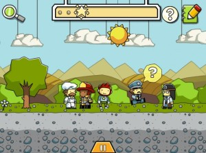 scribblenauts people