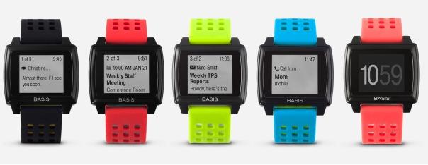 Basis Peak Smartwatch Features