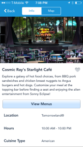 MDE - Cosmic Rays Cafe