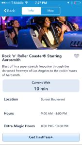 MDE - Rock Coaster