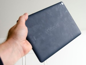 Nexus 9 back fingerprints
