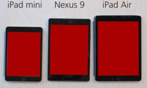 nexus verus ipad size compare