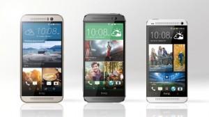 HTC Generations