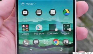 HTC One Sense 7 for Work
