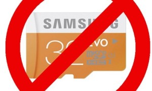 samsung no sd card