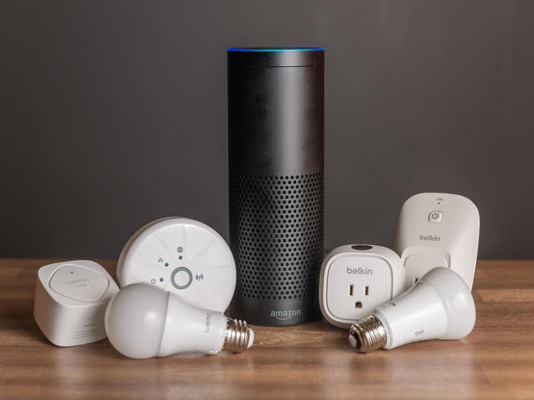 Alexa Turn On The Living Room Lights The Echo Smartspeaker Keeps