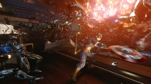 Gear VR Battle for Avengers Tower