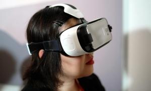 Gear VR headshot