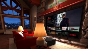 Gear VR Cabin
