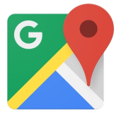 google maps app icon